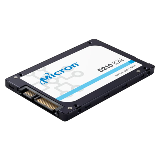 Picture of Micron 5210 3.84TB 2.5 SSD