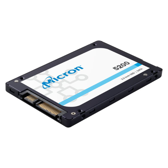 Picture of Micron 5200 MAX 960GB 2.5 SSD