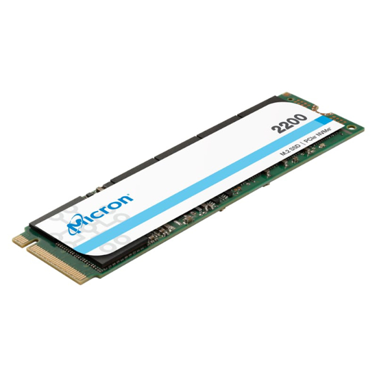 Picture of Micron 2200 256GB PCIE NVME M.2 SSD