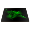 Picture of T-Dagger Geometry Medium Size 360mm x 300mm x 3mm Speed Design Printed Gaming Mouse Pad Black and Green