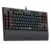 Picture of Redragon VISHNU MECHANICAL Wireless Gaming Keyboard - Blac