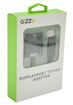 Picture of GIZZU Display Port to VGA Adapter - Black