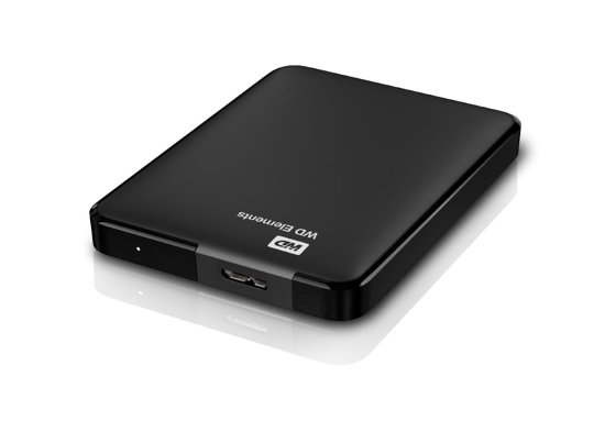 Picture of WD Elements 2TB 2.5 USB3.0 Black