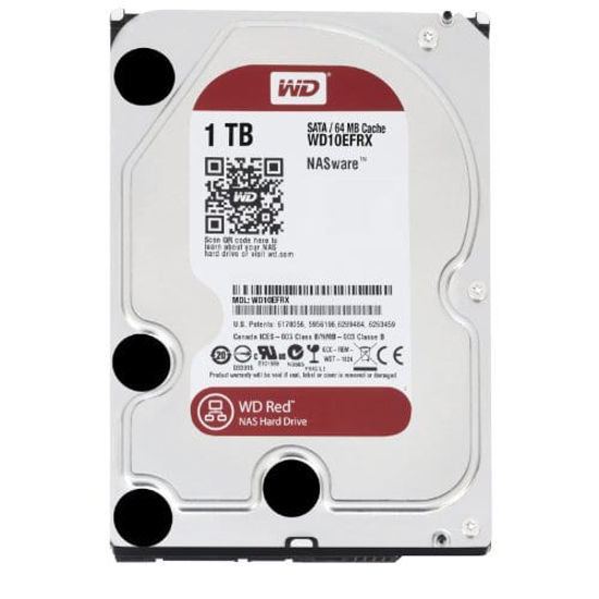Picture of WD Red 1TB 3.5 SATA 64MB