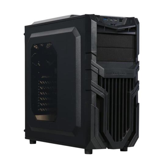 Picture of Raidmax Vortex V5 Window (GPU 390mm) ATX Gaming Chassis Blac