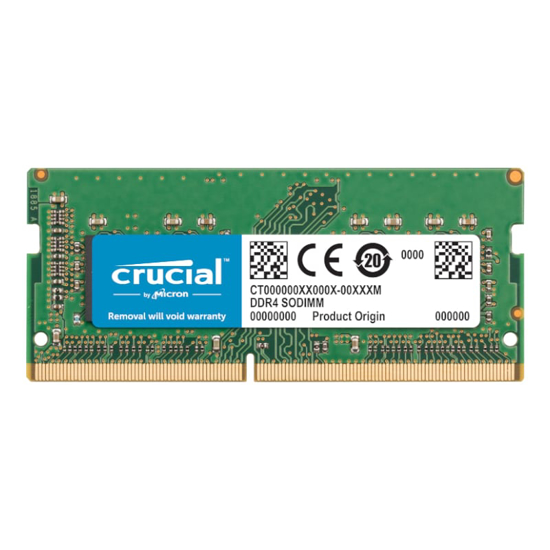 Picture of Crucial Mac 8GB DDR4 2666Mhz SO-DIMM