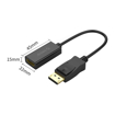 Picture of Orico DP to HDMI HD Adapter - Black