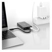 Picture of Orico USB Type-C HDMI DVI VGA 3.5mm Audio Docking Station - Black