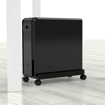 Picture of Orico Computer Stand with Wheels 61kg - Black