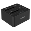 Picture of ORICO DOCK USB3.0 2.5|3.5 2BAY BK
