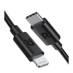 Picture of Ravpower USB-C to Lightning 1m Cable - Black