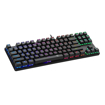 Picture of T-Dagger BORA Tenkeyless RGB Mechanical Gaming Keyboard - Black