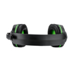 Picture of T-Dagger Cook 3.5mm Gaming Headset - Black/Green