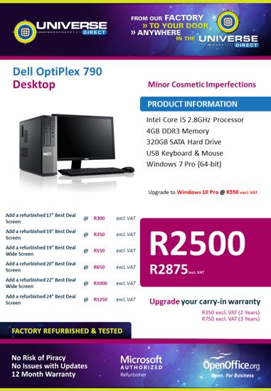 Picture of BEST DEAL-Dell OptiPlex 790 i5 Desktop