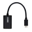 Picture of Port USB Type-C to Display Port 2K@60Hz 15cm Adapater - Black