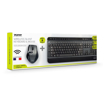 Picture of Port Wireless Keyboard and Mouse Combo