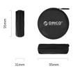 Picture of Orico Headset/Cable EVA case round - Black