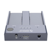 Picture of Orico M.2 NVMe 2 Bay USB3.1 4TB Max Duplicator - Grey