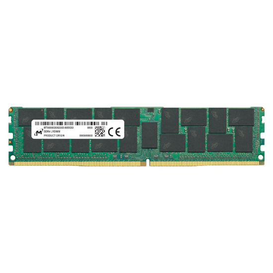 Picture of Micron 128GB DDR4 2933MHz Load Reduced Dimm