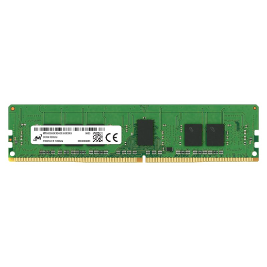 Picture of Micron 8GB DDR4 2666MHz Single Rank Registered Dimm