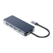 Picture of ORICO DOCK TYPEC 8 PORT GY