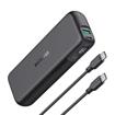 Picture of RAVPOWER 15000mAh QC 3.0 12W|Type-C 18W|Digital Display Power Bank - Black