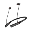 Picture of 1MORE HiFi EHD9001BA Dual Driver Active Noise Cancellation BT|20hr Battery Life|IPX5 Resistant In-Ear Headphones - Black