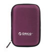 Picture of Orico 2.5 Portable Hard Drive Protector Bag - Purple