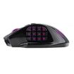 Picture of Redragon IMPACT ELITE Wireless MMO 16000DPI 18 Button Ergonomic Design RGB Backlit Gaming Mouse - Black