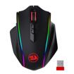 Picture of Redragon VAMPIRE ELITE Wireless 16000DPI|8 Button|Ergonomic Design|P3335 Optical Sensor|Type-C Cable|RGB Backlit Gaming Mouse - Black