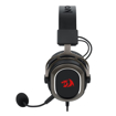 Picture of Redragon Helios USB|Virtual 7.1|180 cm Cable|Detachable Omnidirectional Boom Mic|50mm Driver Gaming Headset - Black