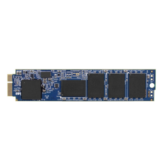 Picture of OWC Aura Pro 1TB 2012 MBA SSD