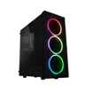 Picture of Raidmax Neon Window ARGB LED (GPU 355mm) ATX|Micro ATX Chassis Black