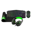 Picture of T-Dagger Legion 4in1 Gaming Combo - Black/Green