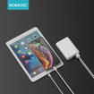 Picture of Romoss Simple 10 10000mAh Input: Type C Lightning Micro USB Output: 2 x USB Power Bank - White