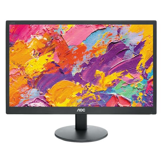Picture of AOC E970SWN 18.6 TN Office Monitor - Black