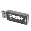 Picture of Patriot Push+ 32GB USB3.2 Flash Drive - Grey