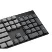 Picture of KeyChron K1 104 Key Low Profile Gateron Mechanical Keyboard RGB Brown