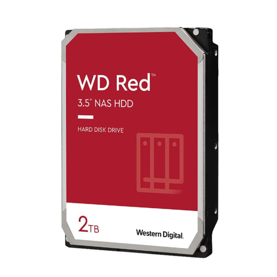 Picture of WD Red 2TB 3.5 SATA 256MB