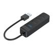 Picture of Orico 4 port USB Hub - Black