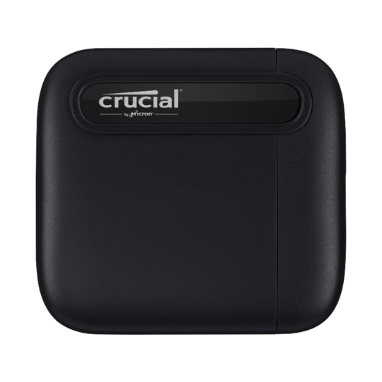 Picture of Crucial X6 500GB Portable SSD