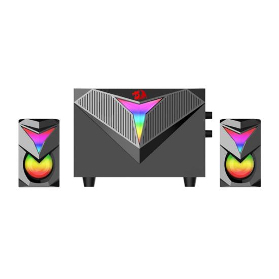 Picture of REDRAGON PC SPEAKER TOCCATA RGB 11W 2.1