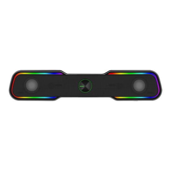 Picture of T-Dagger T-TGS600 2 x 3W|3.5mm|RGB Soundbar - Black