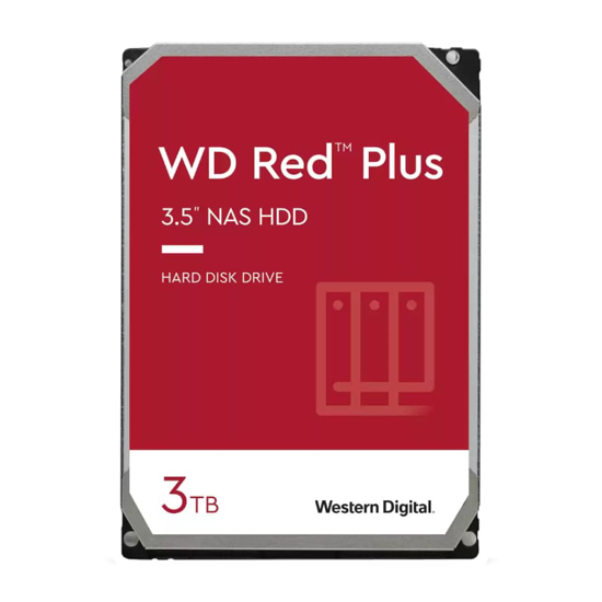 Picture of WD Red 3TB 3.5 SATA 64MB